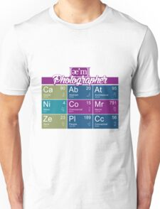 ae'm Photographer Unisex T-Shirt
