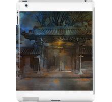 GATE..Asian  Moon. iPad Case/Skin