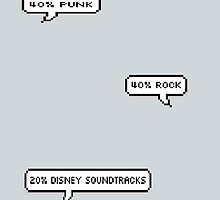 Punk Rock Disney by Maya Aubrey