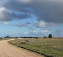 follow the road by Bowen Bowie-Woodham
