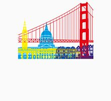 San Francisco skyline pop Unisex T-Shirt