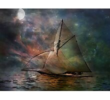 SAILS 2 Photographic Print