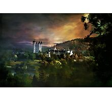 Balmoral Castle Photographic Print