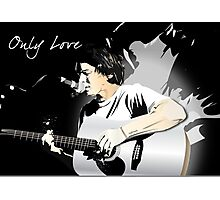 Ben Howard - Only Love Photographic Print