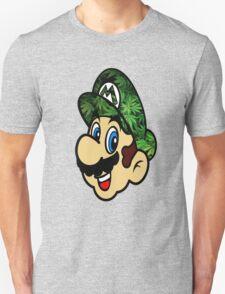 Weed Mario T-Shirt