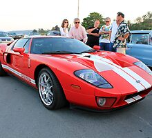 FORD GT by HALIFAXPHOTO