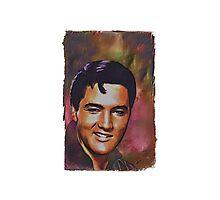 Elvis..... Photographic Print