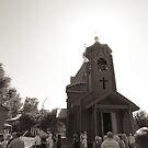 new church by Nikolay Semyonov