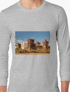 Wild Ass Saloon (And Other Respectable Establishments) ©  Long Sleeve T-Shirt