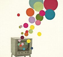 Colour Television by Cassia Beck