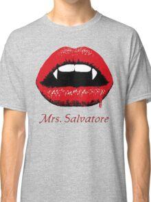 Mrs Salvatore Classic T-Shirt