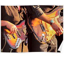 Guitar Slingers Poster