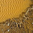 Butterscotch Ripple Meets Rocky Road by James  Birkbeck Abstracts