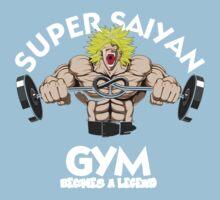 Super Saiyan t shirt, iphone case & more Kids Tee
