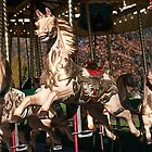 Carousel Horse by Odille Esmonde-Morgan