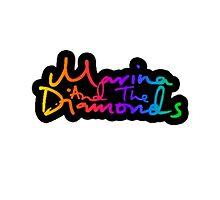 Marina and The Diamonds rainbow logo by Aleexvr