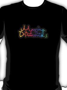Marina and The Diamonds rainbow logo T-Shirt