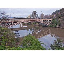 Kings Bridge Launceston Photographic Print