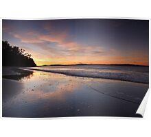 Kingston Beach Sunrise #4 Poster
