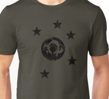 Foxhound V1 (Black) Unisex T-Shirt