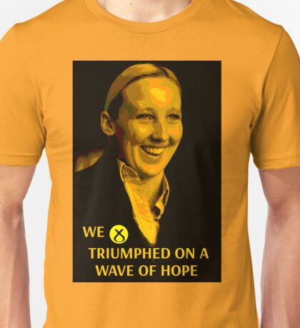 Mhairie Black SNP Wave of Hope T-Shirt