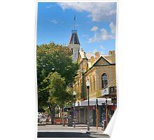 Fremantle High St #6. Poster