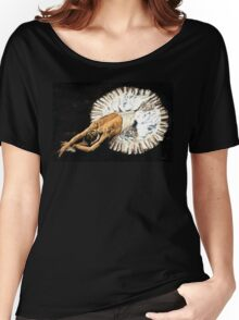 Dying Swan Women's Relaxed Fit T-Shirt