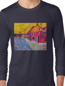 Kenagh, Longford Long Sleeve T-Shirt