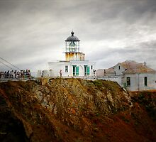 Point Bonita Lighthouse by Cupertino