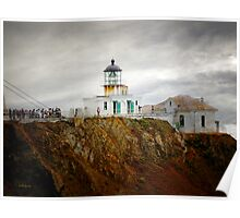 Point Bonita Lighthouse Poster