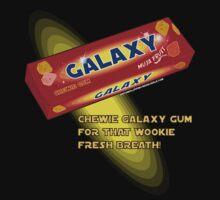 Chewie Galaxy Gum by Antonio  Luppino