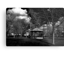 The Band Stand Metal Print