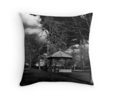 The Band Stand Throw Pillow