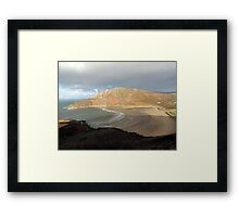 Dunree Beach  Framed Print