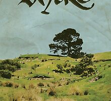 The Shire by ladysekishi
