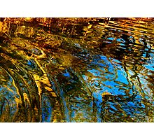 Colorful Reflection Photographic Print