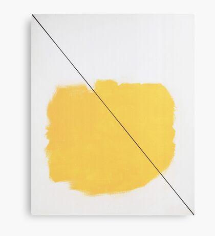 Strike Canvas Print