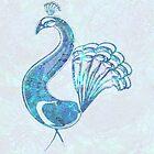 Tatoo Mandala Peacock - 3 by DreaMground