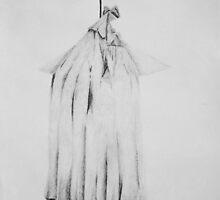 still life - drapery by Margo Naude