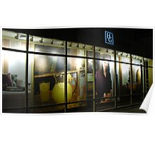 HG Storefront Poster
