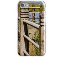 Along the Pier-Jersey Shore    ^ iPhone Case/Skin