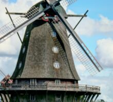 Windmill - HDR Sticker