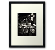 NYC moments #11 Framed Print