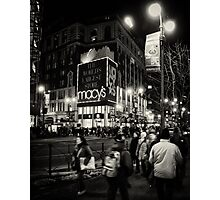NYC moments #11 Photographic Print