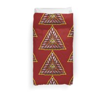 Triangle Duvet Cover
