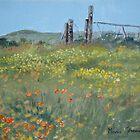 Spring Flower season, Kabeljoubank by Marie Theron