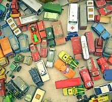 Traffic Jam by Cassia