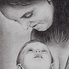 Mother and Son by Jess Hall