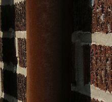 hit  a brick wall  by Isa Rodriguez