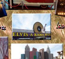 Viva Las Vegas Sticker